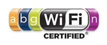 den w-lan standard ermitteln - aufdruck wifi allianz